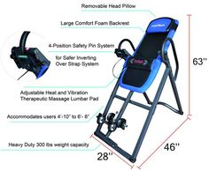 18 best inversion table youtube images inversion table inversion rh pinterest com