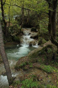Gostiljski vodopad, Zlatibor, Srbija