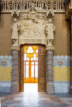 Hospital de la Santa Creu i de Sant Pau, Carrer Sant Quintí, 89, 08026 Barcelona, España