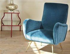Julian Chichester Retro Turin Chair £2455.51