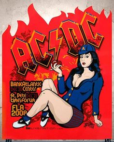 Gig posters, flyers and handbills from around the world! Rock N Roll, Rock And Roll Bands, Hard Rock, Woodstock, Black Metal, Concert Rock, Musica Metal, Rock Band Posters, Tour Posters