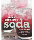 Make Your Own Soda Basic recipe for ginger syrup recipe to make ginger ale with addition of carbonated seltzer water.
