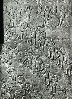 Ancient Replicas - Relief of Slaves in a Quarry, Relief of Slaves in a Quarry… Ancient Egyptian Art, Ancient Aliens, Ancient History, Ancient Mesopotamia, Ancient Civilizations, Cradle Of Civilization, Ancient Near East, Ancient Artifacts, African American History