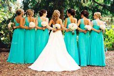 Вдохновение: свадьба в стиле Тиффани