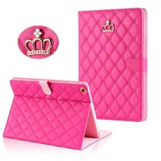 iPad Air 2 Bling Bling Flip Cover Rhinestone Cases For Girls Flip Leather Cases for iPad Pro Cute Ipad Cases, Girly Phone Cases, Ipad Mini Cases, Ipad Air Case, Ipad Mini 3, Ipad Air 2, New Ipad Pro, Ipad Pro 12 9, Leather Case