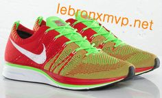 13420939f4c3 Nike FlyKnit Trainer University Red Electric Green White 532984 631 is both  good and cheap.