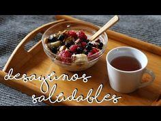 Desayunos para adelgazar. Se puede perder peso de forma eficaz y saludable eligiendo el mejor desayuno. Mejora tu salud y tu peso con un buen desayuno Healthy Recipe Videos, Healthy Recipes, Dory, Cilantro, Chocolate Fondue, Food Videos, Healthy Lifestyle, Veggies, Breakfast