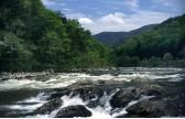 12 Places to Experience 'The Hunger Games' shot on locations in North Carolina - going to have to check these out!