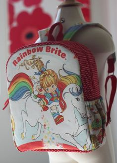 Need this for my little rainbow-nista!