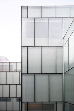 Théâtre de Liège, Belgium | Pierre Hebbelinck #modernarchitectureschool