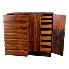 Danish rosewood dresser / Gentleman's chest