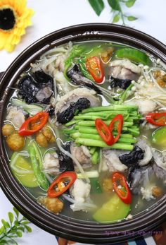 Kimchi, Soups And Stews, Seoul, Cooking, Cake, Ethnic Recipes, Food, Food Food, Kitchen