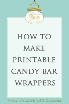 how to make a candy bar wrapper Looking for ideas for Christmas candy station ideas? Try using personalized candy bar wrappers and candy bar printables . Hershey Candy Bars, Hershey Chocolate Bar, Chocolate Bar Wrappers, Hershey Bar, Candy Bar Wrapper Template, Candy Bar Labels, Candy Bar Wrappers, Candy Bar Crafts, Personalized Candy Bars