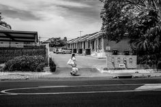 Passing By Suburban Apartments Adelaide Australia  November 2014