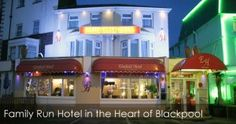 family hotel in blackpool - blackpool b&bs