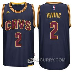 68120e523169 Cleveland Cavaliers  2 Kyrie Irving New Swingman Navy Jersey