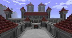 Royal Palace Minecraft Project