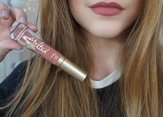 Loving @kathleenlights in our NEW Melted Matte Lipstick in shade ...