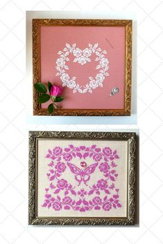 Original cross stitch patterns, fun crafts and lots of tasty recipes for an inspired, peaceful and handmade life. Bonheur Maison! xx ~ Jilly