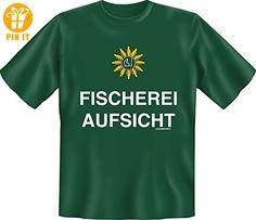 Angeln - Fischerei Aufsicht - Fun T-Shirt 100% Baumwolle - Größe XXL - T-Shirts mit Spruch | Lustige und coole T-Shirts | Funny T-Shirts (*Partner-Link)