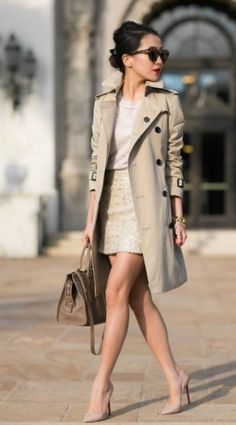 How to look gorgeous in #Neutrals....