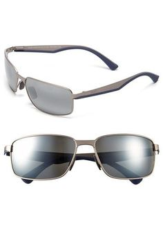 4acba98d6ee  Backswing - PolarizedPlus®2  61mm Polarized Sunglasses. Maui JimPolarized  ...