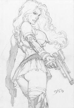 Aphrodite IX by Ed Benes