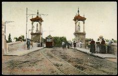 Puente del Real, Valencia. 1906