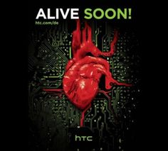 HTC has rolled out teaser featuring a beating heart released in Germany. Officially HTC is not written on the Teased image but it could be As in Teaser Campaign, Video Game Reviews, Samsung Galaxy S, Android Smartphone, Htc One, Ads, Advertising, This Or That Questions, Circuit Board
