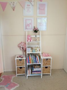 Bedroom design and ideas for a 2 year old little girl ♥