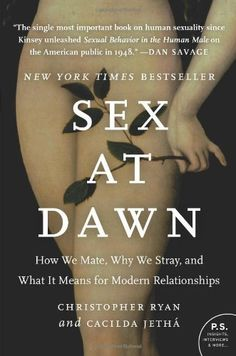 Sex at Dawn: How We Mate, Why We Stray, and What It Means for Modern Relationships by Christopher Ryan, http://www.amazon.com/dp/0061707813/ref=cm_sw_r_pi_dp_b8lKrb1H1ES0E