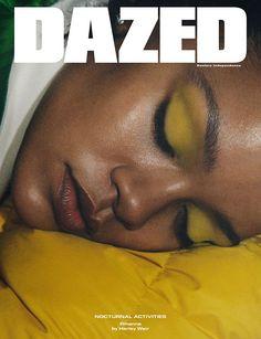 Photographiée par Harley Weir, Rihanna fait la couv' de Dazed pour la première fois