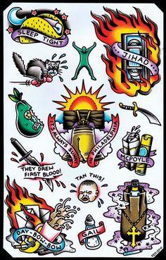 it's always sunny tattoo | Tumblr