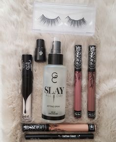 Gerard Cosmetics , Kat Von D   Some of my favourite products  https://www.instagram.com/sortgrim/?hl=en
