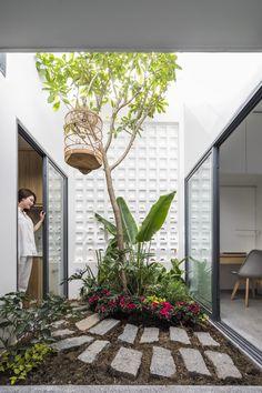 Rural House, Living Environment, Small Garden Design, Closer To Nature, Rural Area, Home Interior, Garden Planning, Photo Studio, Vietnam