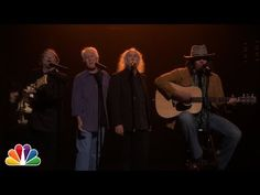 """Neil Young Sings """"Fancy"""" with Crosby, Stills & Nash - YouTube"""