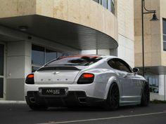 Bentley Continental GT Mulliner GTO