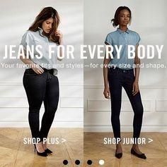 960f4cd1be1 Denise Bidot For Levi's Curvy Fashion, I Love Fashion, Plus Size Fashion,  Fashion