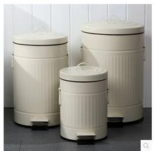 5 l 8 l 12 l 20 l הסלון דוושת חדר האמבטיה סל פחי אשפה במטבח מתכות ידניים(China (Mainland))