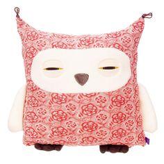Owl Melon by Velvet Moustache - so cute!