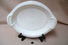 Give Us This Day Our Daily Bread Plate Antique Milk Glass Religious Prayer Grace