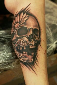 I kinda want a skull just to remind me of my own mortality.. But maybe small...