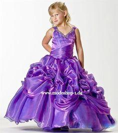 Kinder Mode Mädchen Abendkleid Distel www.modeshop-1.de