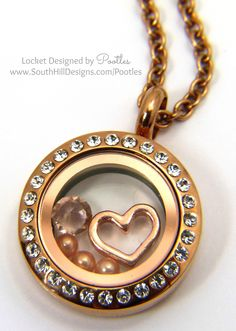 South Hill Designs - Mini locket en www.southhilldesigns.com/createyourstyle