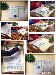 Lots of great math games and printables for learning numbers. Montessori Math, Preschool Math, Math Classroom, Kindergarten Math, Outdoor Classroom, Numeracy Activities, Math Enrichment, Math Games, Counting Activities