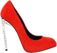3 kuruş fazla olsun kırmızı olsun! Haksız mıyım?:) (bu güzellikler Giuseppe Zanotti)