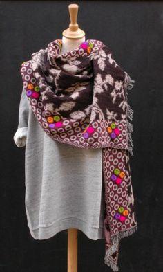 Plumo scarf
