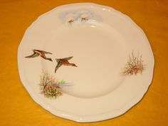 Pottery Humor Alfred Meakin Harmony Serving Plate Excellent Condition