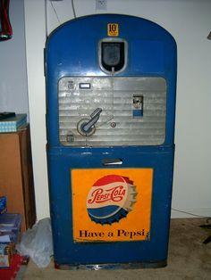 Pepsi vendo