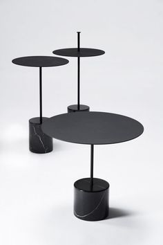 Calibre side table - Nordic Living by Biehl Contemporary Side Tables, Contemporary Furniture, Nordic Living, Commercial Furniture, Coffe Table, Scandinavian Furniture, Basic Shapes, Furniture Collection, Furniture Making